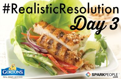 The Realistic Resolution Challenge | SparkPeople