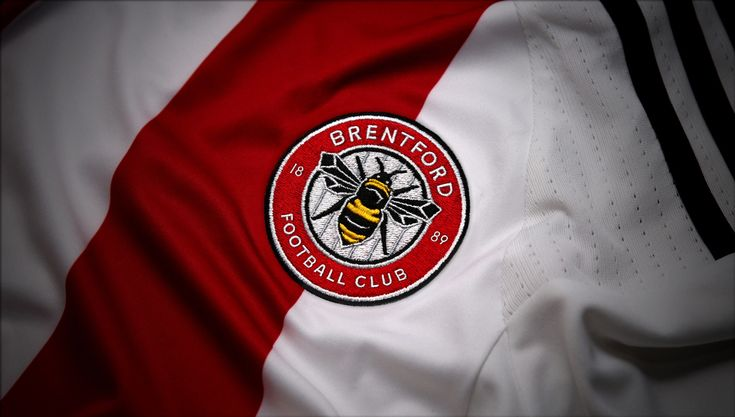 Brentford FC -  https://www.designweek.co.uk/issues/7-13-november-2016/brentford-fc-new-simpler-bolder-bee-crest/