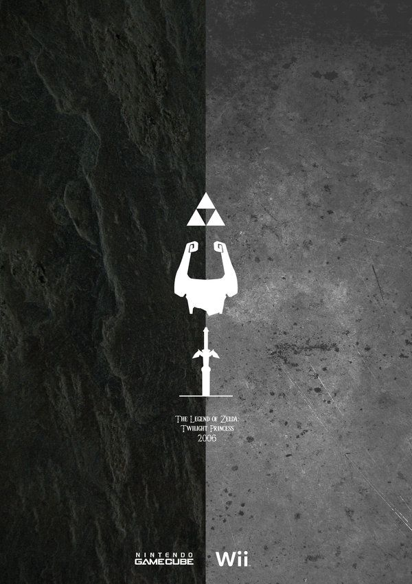Esteban Hidalgo, vous connaissez ? Voici plusieurs posters style minimaliste de l'artiste, look !