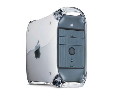 My first Mac - Power Mac G4 466