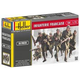 Retrouvez également nos figurines Heller pour réaliser à la perfection vos dioramas. Sur http://www.heller.fr/fr/maquettes/49-figurines