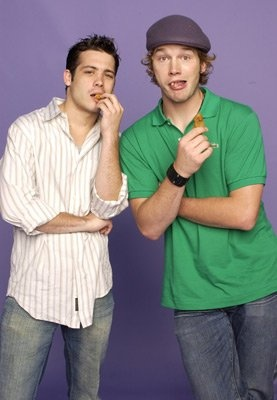 Mike Erwin and Chris Pratt, Everwood