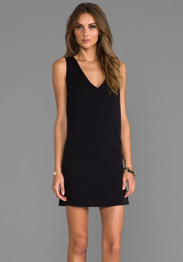 ROBERT RODRIGUEZ Mini Dress in Black at Revolve Clothing - Free Shipping!