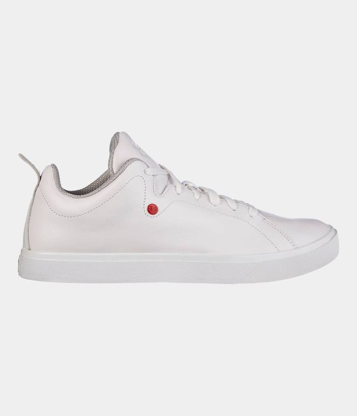 all white under armour shoes