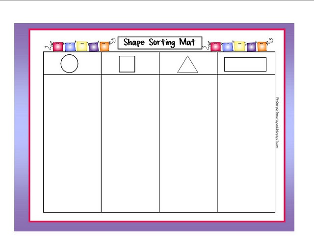 24 best sorting classification math images on pinterest activities for kids day care and. Black Bedroom Furniture Sets. Home Design Ideas
