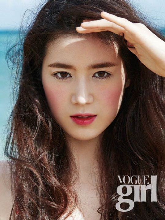2014.07, Vogue Girl, Jung Eun Chae