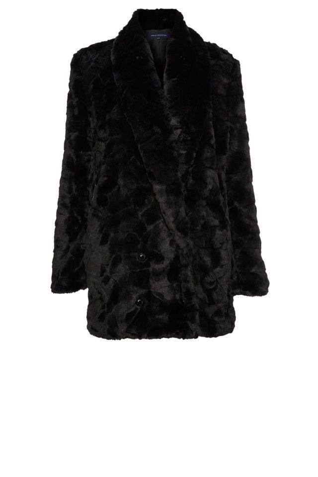 Un manteau poilu