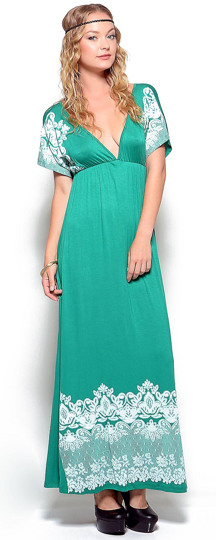 Junior Maxi Dress