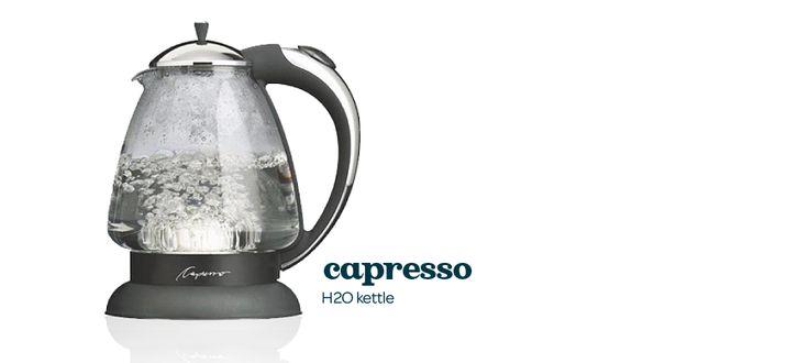 Capresso H20 Kettle by DavidsTea