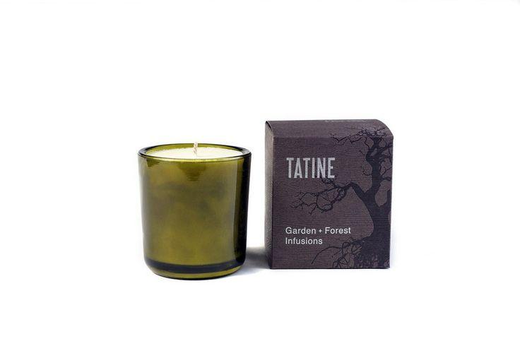 Tatine Black Mission Fig Candle