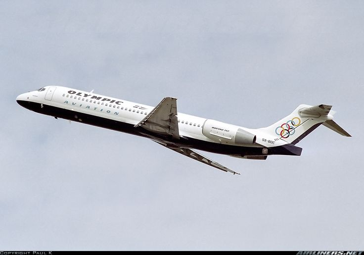 Olympic Aviation SX-BOC Boeing 717-23S aircraft picture
