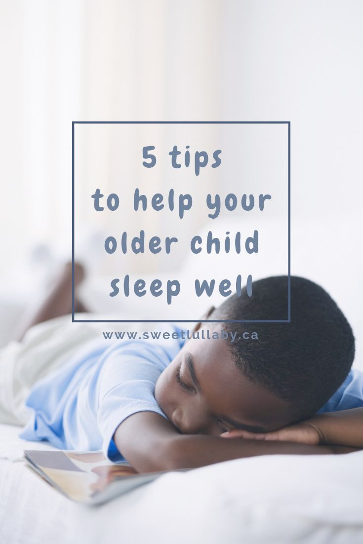 47c9a30449 5 ways you can improve your older child s sleep tonight.  sleep  children   childhood  parentingtips