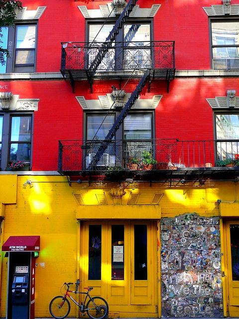 Découvrez les lieux mythiques de l'East Village #NYC #EastVillage