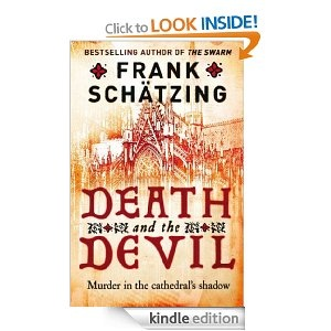Today Only: Death and the Devil by Frank Schätzing, 402 pages, 4.2 stars, 4 reviews, on sale for £0.99