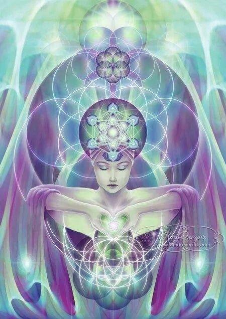 Consciousness ~¤♡¤~ / Sacred Geometry  <3