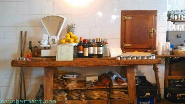 Brunch en Barcelona. Granja Petit Bo. Lugares con encanto. www.caucharmant.com