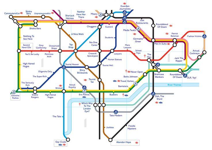 157 best London info graphics  tube maps images on Pinterest