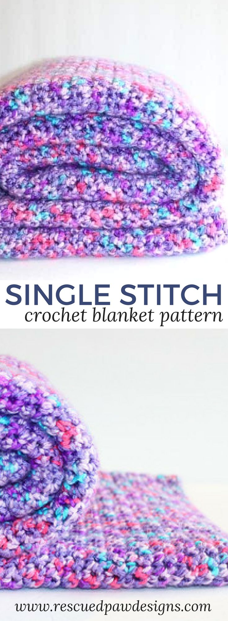 157 best Crochet Blankets images on Pinterest | Blankets, Crochet ...