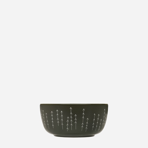 Sarjaton  Bowl 0.68 L, Metsä mud  Designers     Harri Koskinen  Musuta  #Sarjaton