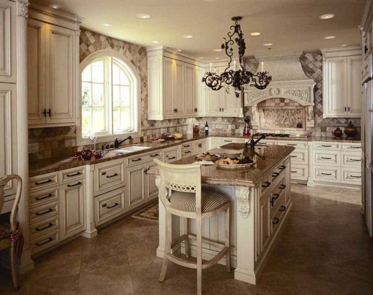 kitchen antique white kitchen cabinets with butcher block countertops also traditional antique white kitchen cabinets - Stilvoll Rollenhalter Kuche Begriff