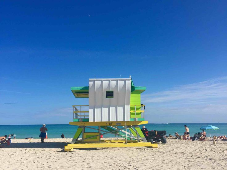 'Miami is always a good idea.' Welcome to Miami. Land offun where…