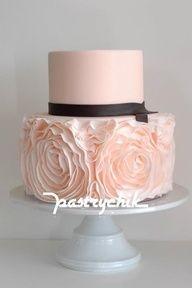 Ruffle Cake by pastrychik.
