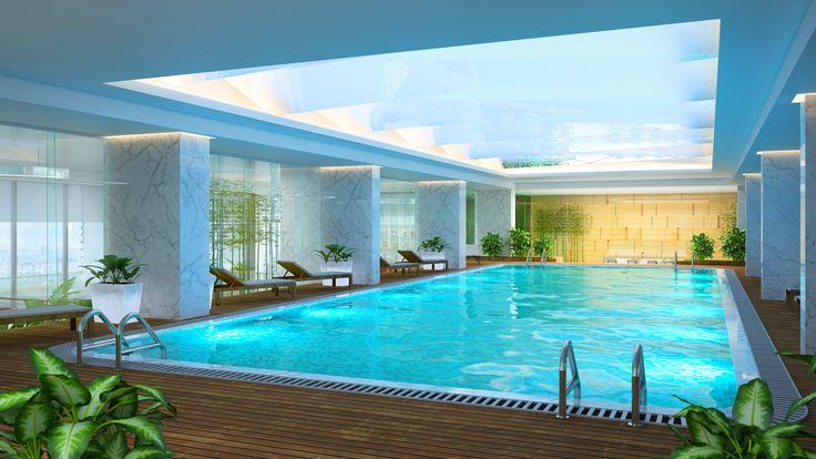 #Ma #concept #pool #apartment
