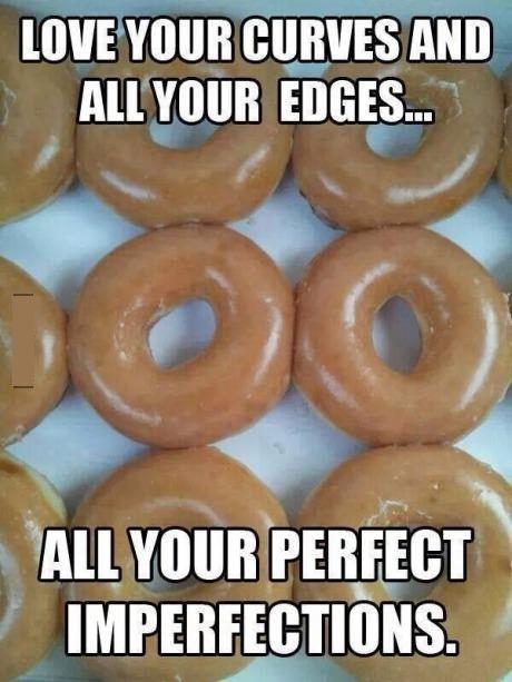 Donuts Meme #Curves, #Edges