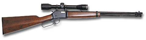 Browning Lever Action 22