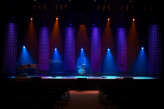 Big Baller from Blue Ridge Community Church in Forest, VA | Church Stage Design Ideas