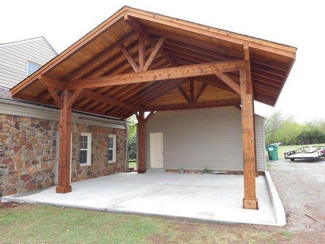 47 New Ideas Into Carport Makeover Car Ports Curb Appeal Never Before Revealed Home Design Reviews Carport Patio Carport Designs Backyard Pavilion