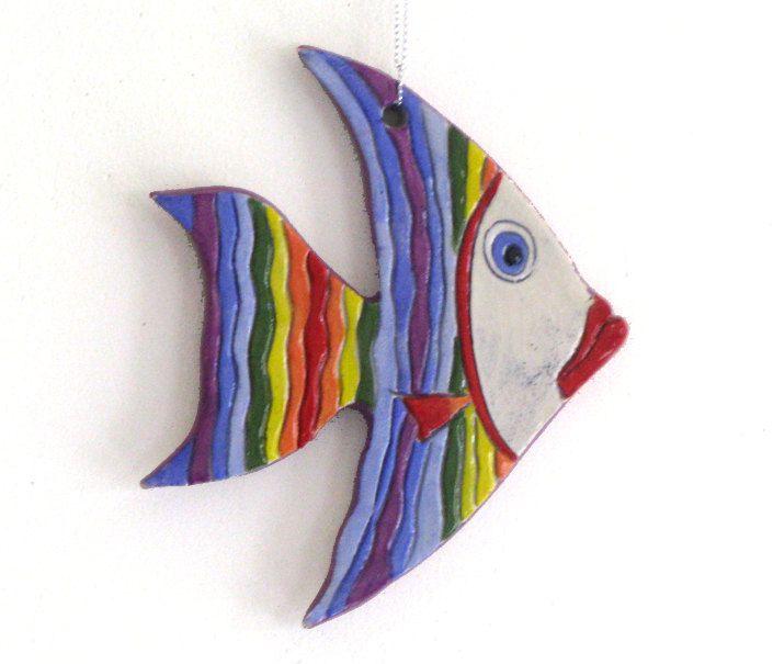 fish paint