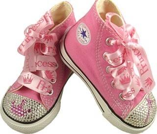 Girls Baby Posh Pink Princess Converse divalicious: Posh Pink, Pink Conver, Little Girls, Bling Shoes, Baby Posh, Princesses Style, Baby Girls, Girls Baby, Pink Princesses