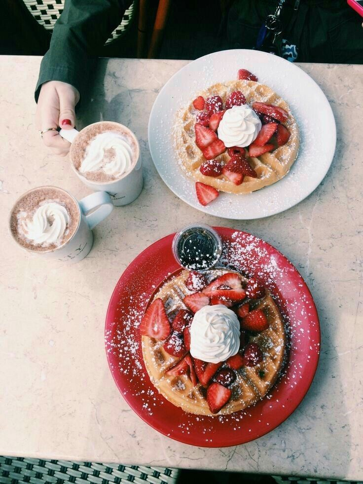Whipped cream on everything, please.