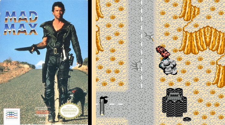 Mad Max Fury Road is an astounding remake of the '79 film. Five years after the 3rd film, Mindscape released Mad Max for the NES, a post-apocalyptic action game. The cover art featured Mel Gibson from the film. Each level consists of a road race to the arena where you battle the other rivals for water, gas, and ammunition. The road stages consist of rival gangs trying to prevent you from reaching the arena with dynamite among other things. There is a final arena battle where success grants…