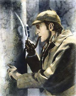 Pasang Iklan | 10 Detektif Fiktif Paling Terkenal di Dunia. 1. Sherlock Holmes (Inggris) Sherlock Holmes adalah karakter fiksi dari akhir abad ke-19 dan awal abad ke-20 yang pertama kali diterbitkan pada tahun 1887. Sherlock Holmes diciptakan oleh Sir Arthur Conan Doyle. Holmes terkenal karena kehebatan analisis serta cerdas dan terampil dalam menyelesaikan kasus misterius