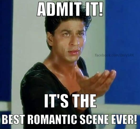 Shah Rukh Khan - Kuch Kuch Hota Hai (1998)