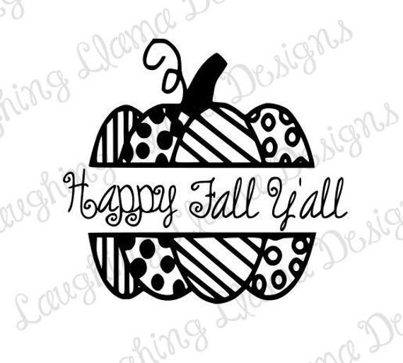 50++ Happy fall yall clipart free info