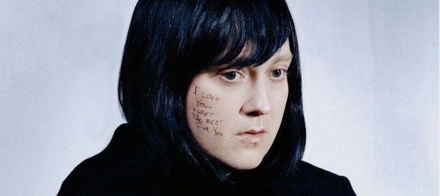 Antony Hegarty gives the world molecular crystals