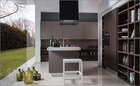 Cocinas Johnson - Lúmina II - Indoors Amoblamientos
