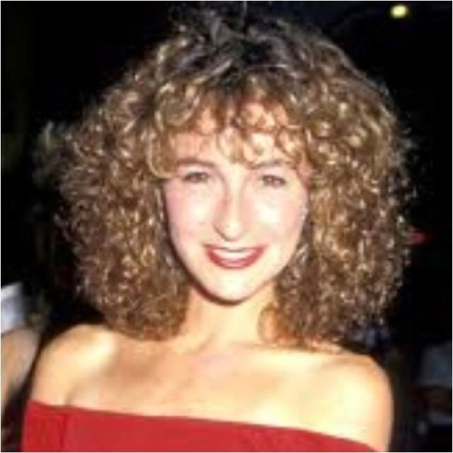 Spiral Perm Jennifer Grey Hot Hair Styles Hair Trends