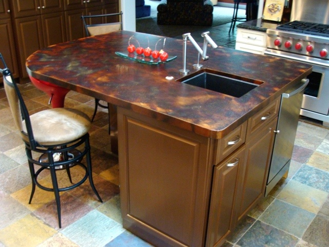 137 Best Countertop Ideas Images On Pinterest Kitchens