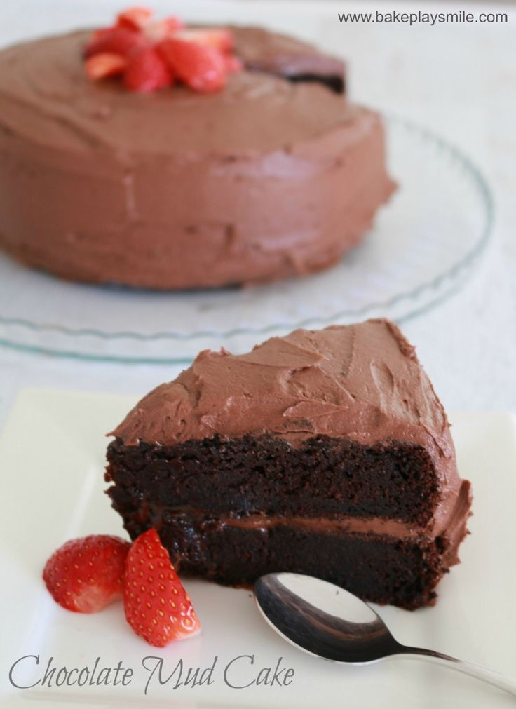 This is seriously the most AMAZING Thermomix chocolate cake ever!!! #thermomix #chocolate #chocolatecake #bestchocolatecake http://www.bakeplaysmile.com/favourite-chocolate-cake/