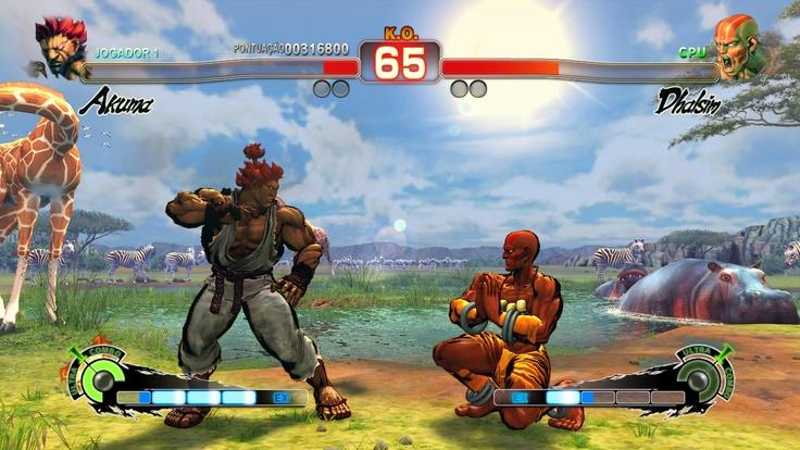 Super Street Fighter 4 PC