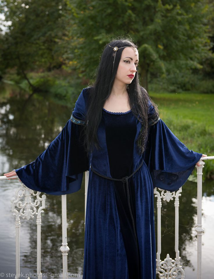 Handmade blue velvet 'Luna dress' by my clothing range Superstitchious https://www.facebook.com/pages/Superstitchious/182200448509495?ref=hl Photo by Steve Kenny https://www.facebook.com/stevek.photos?fref=ts