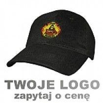 czapka z daszkiem, straż pożarna, Twoje logo, OSP, haft