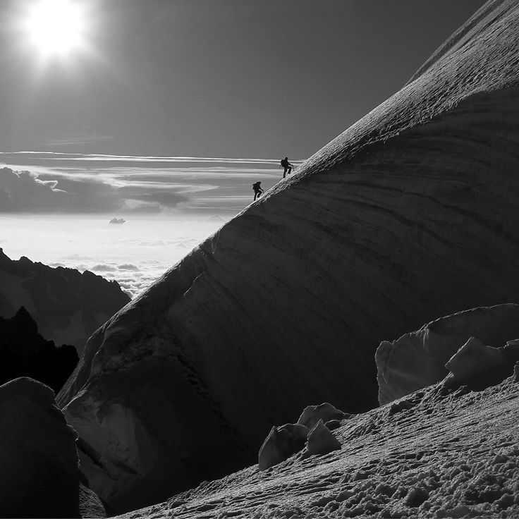LES ECRINS Photography by Mario Colonel