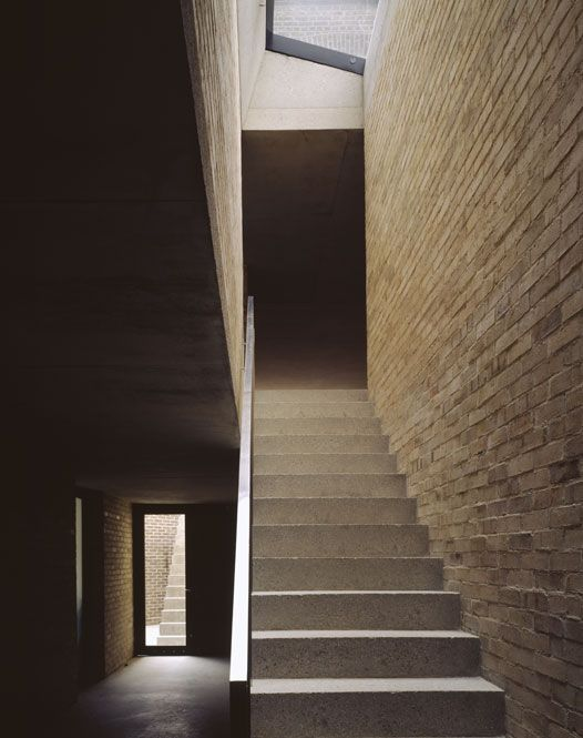 caruso st john architects | the brick house.