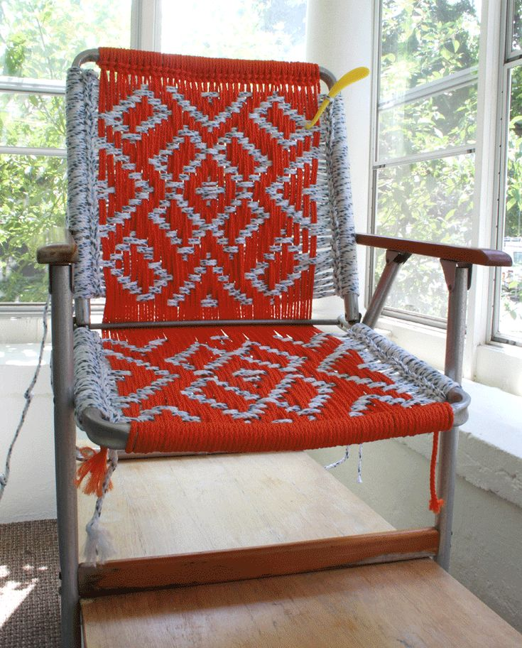 macrame lawn chair patterns 21 best home decor macrame tutorials images on 989