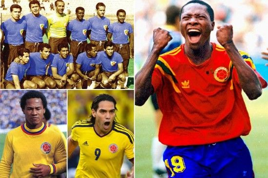 Seleccion Colombia: 146 Best Images About Colombia Soccer On Pinterest